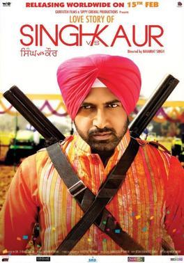 Singh Vs. Kaur (2013) [Punjabi] DM -  Gippy Grewal, Surveen Chawla, Japji Khaira and Binnu Dhillon