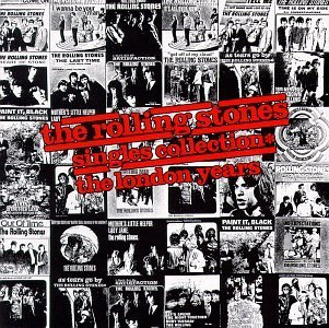 <i>Singles Collection: The London Years</i> 1989 compilation album by The Rolling Stones