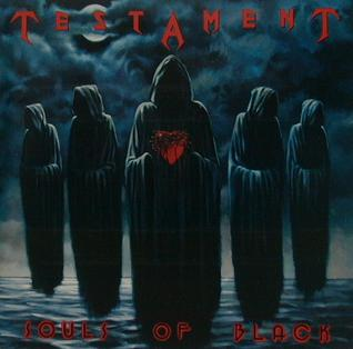<i>Souls of Black</i> 1990 studio album by Testament