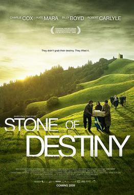 acquistare sentirsi a proprio agio all'avanguardia dei tempi Stone of Destiny (film) - Wikipedia