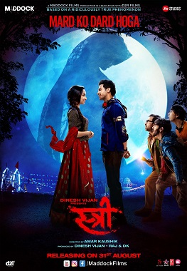 Stree 2018 Film Wikipedia