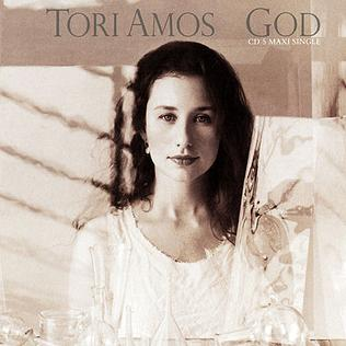 God (Tori Amos song) 1994 single by Tori Amos