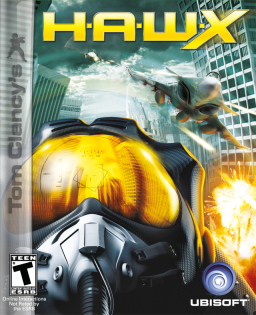 Tom Clancy's H.A.W.X (logo)