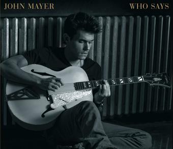 John mayer gravity guitar
