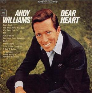 <i>Andy Williams Dear Heart</i> 1965 studio album by Andy Williams