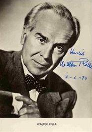 Walter Rilla German actor