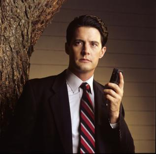 Dale Cooper fictional character in the television series Twin Peaks