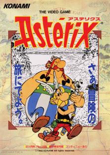 Asterix (arcade game)