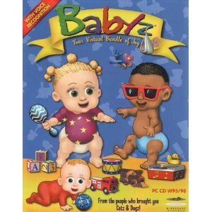 Picture of a game: Babyz