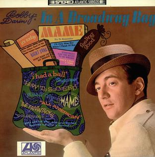 <i>In a Broadway Bag (Mame)</i> 1966 studio album by Bobby Darin