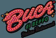 Buca di Beppo American restaurant chain