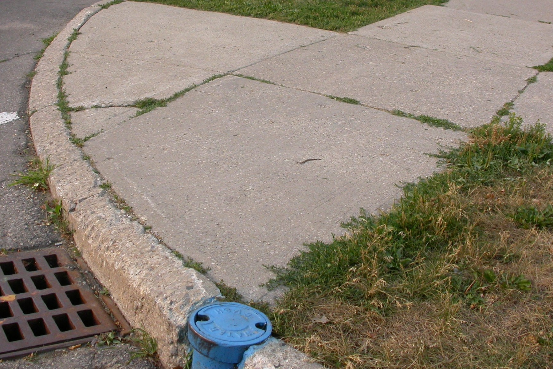 Curb cut - Wikipedia