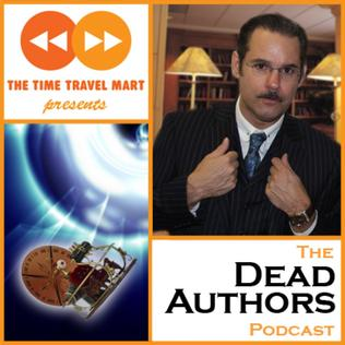 <i>The Dead Authors Podcast</i> Comedy podcast