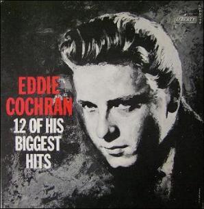 <i>The Eddie Cochran Memorial Album</i> 1960 compilation album by Eddie Cochran
