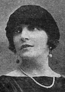 Emma Liébel French singer