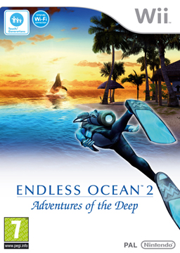 endless ocean 2 adventures of the deep wikipedia