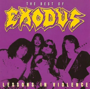 <i>Lessons in Violence</i> 1992 compilation album by Exodus