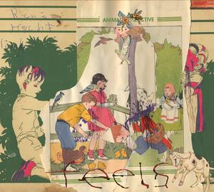 <i>Feels</i> (album) 2005 studio album by Animal Collective