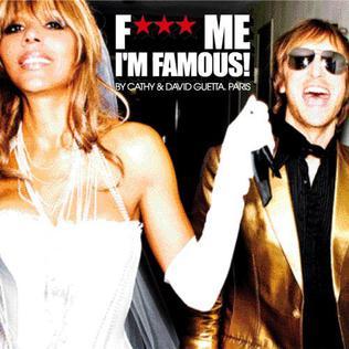 This Fuck me im famous fuck me im famous album apologise