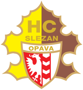HC Slezan Opava ice hockey team
