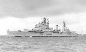 HMS <i>Lion</i> (C34) Tiger-class cruiser