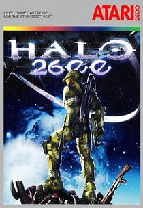 <i>Halo 2600</i> 2010 action-adventure game