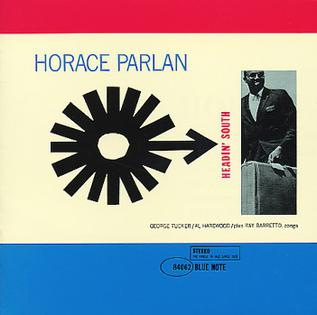<i>Headin South</i> (album) 1961 studio album by Horace Parlan