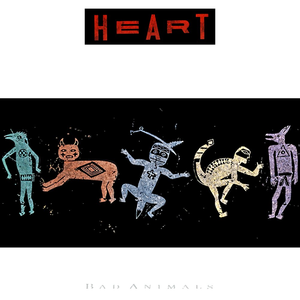 <i>Bad Animals</i> 1987 studio album by Heart