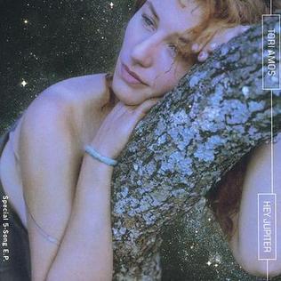 <i>Hey Jupiter</i> 1996 EP by Tori Amos