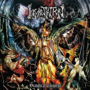 <i>Diabolical Conquest</i> 1998 studio album by Incantation
