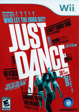 Picture of a game: Just Dance