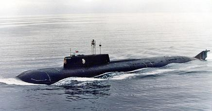 russian submarine kursk k141 wikipedia