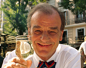 English celebrity chef Keith Floyd