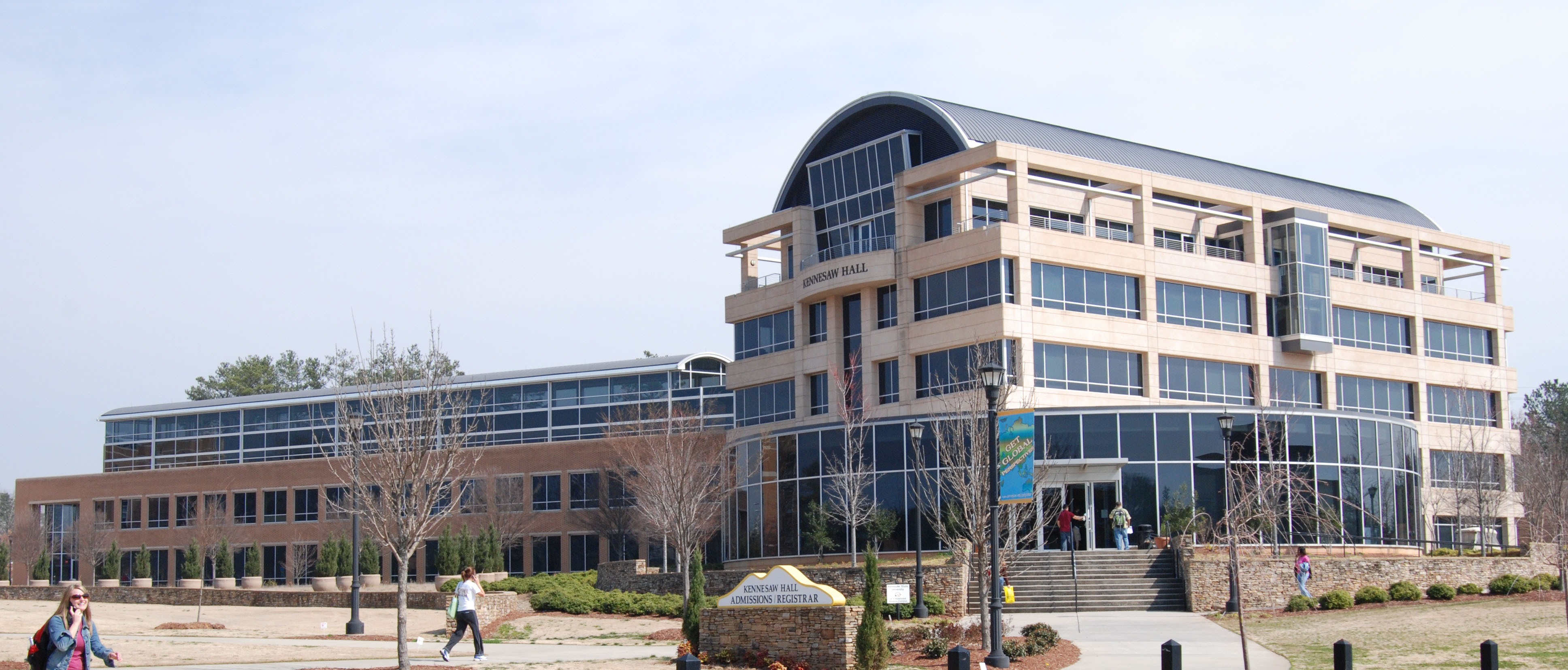 Kennesaw State University Math And Statistics Building