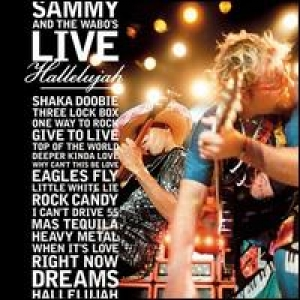 <i>Live: Hallelujah</i> 2003 live album by Sammy Hagar