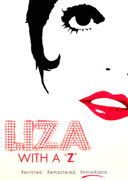 """Liza Minnelli's legendary concert film LIZA WITH A """"Z"""" to air on PBS' Thirteen WNET next month!!"""