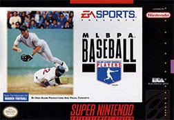 <i>MLBPA Baseball</i> video game
