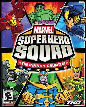 Marvel Super Hero Squad: The Infinity Gauntlet - Wikipedia