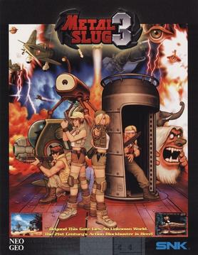 Picture of a game: Metal Slug 3