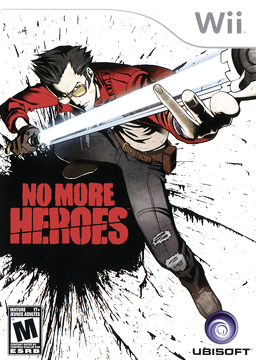 Picture of a game: No More Heroes