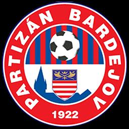 Partizán Bardejov Slovak football team