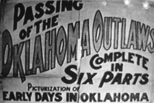 The Passing of the Oklahoma Outlaws 1915 film