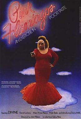 Pink Flamingos (1972) movie poster