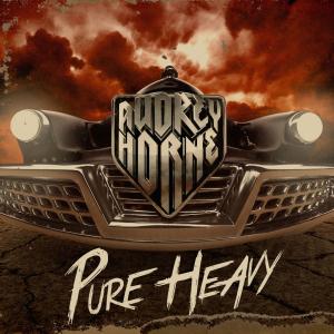 <i>Pure Heavy</i> (Audrey Horne album) 2015 studio album by Audrey Horne