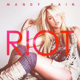 Mandy Rain — Riot (studio acapella)