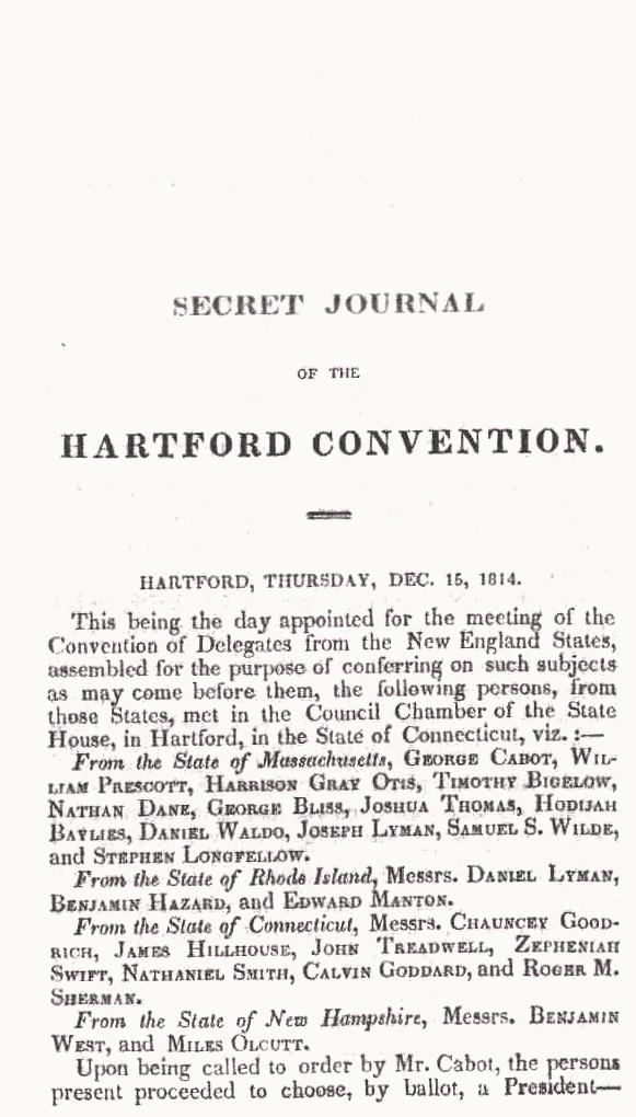 Hartford Convention - Wikipedia