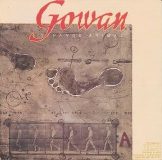 <i>Strange Animal</i> 1985 studio album by Gowan