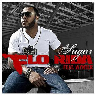 Flo Rida featuring Wynter Gordon — Sugar (studio acapella)