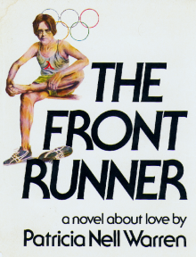 The Front Runner first edition front cover.png