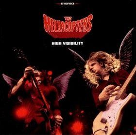 <i>High Visibility</i> 2000 studio album by The Hellacopters